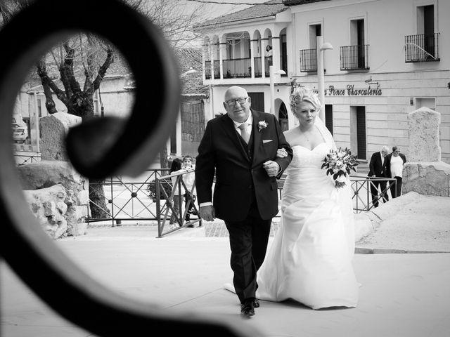 La boda de Christian y Amparo en Cubas De La Sagra, Madrid 26