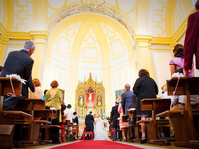 La boda de Christian y Amparo en Cubas De La Sagra, Madrid 29