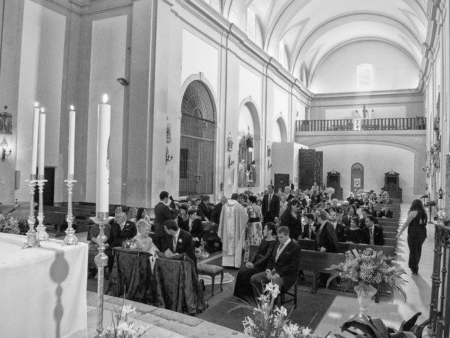 La boda de Christian y Amparo en Cubas De La Sagra, Madrid 30