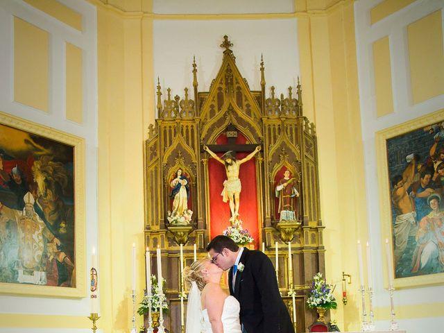 La boda de Christian y Amparo en Cubas De La Sagra, Madrid 31