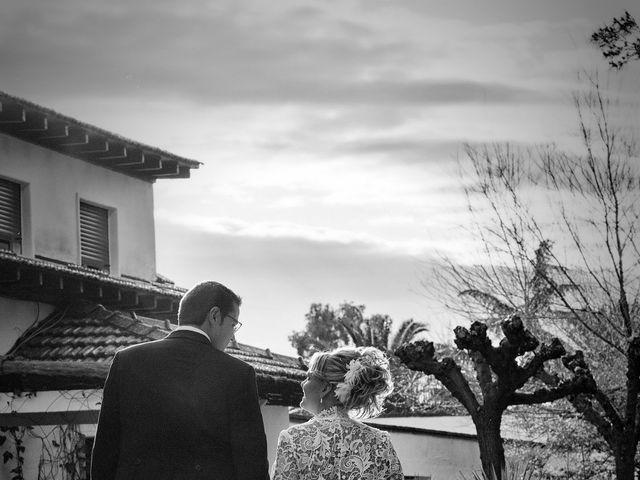La boda de Christian y Amparo en Cubas De La Sagra, Madrid 32