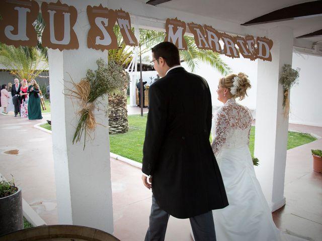 La boda de Christian y Amparo en Cubas De La Sagra, Madrid 33