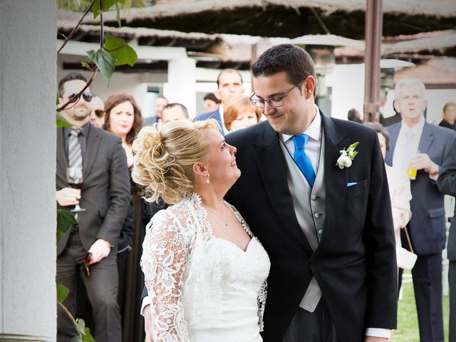 La boda de Christian y Amparo en Cubas De La Sagra, Madrid 34