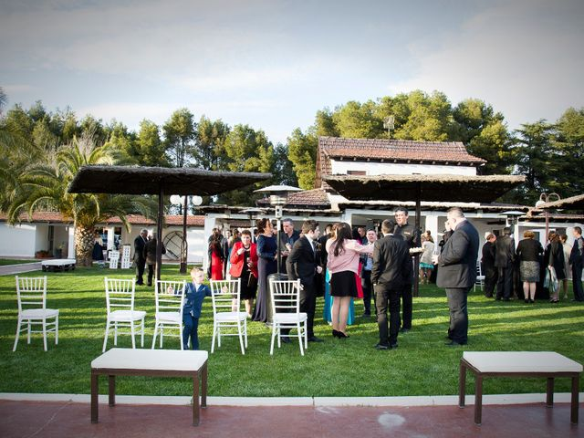 La boda de Christian y Amparo en Cubas De La Sagra, Madrid 38