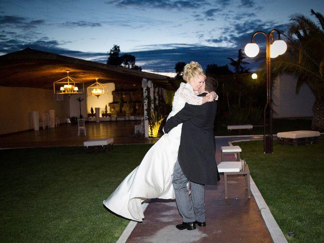 La boda de Christian y Amparo en Cubas De La Sagra, Madrid 51