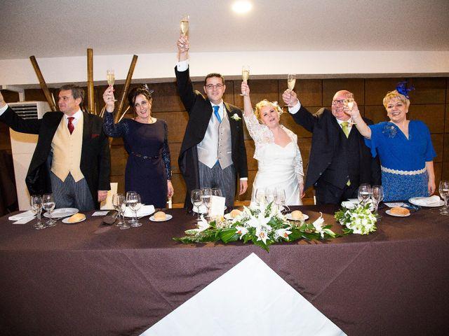 La boda de Christian y Amparo en Cubas De La Sagra, Madrid 54