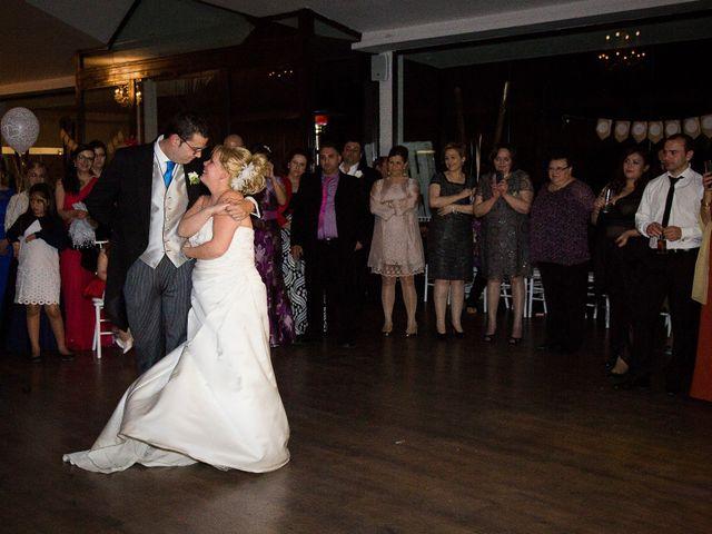 La boda de Christian y Amparo en Cubas De La Sagra, Madrid 56