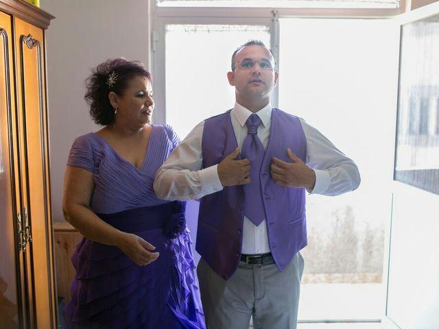 La boda de Ivan y Davinia en Valsequillo (Telde), Las Palmas 10