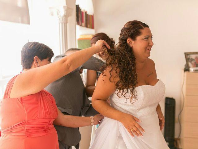 La boda de Ivan y Davinia en Valsequillo (Telde), Las Palmas 18
