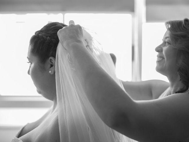La boda de Ivan y Davinia en Valsequillo (Telde), Las Palmas 21