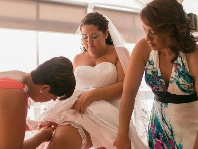 La boda de Ivan y Davinia en Valsequillo (Telde), Las Palmas 22
