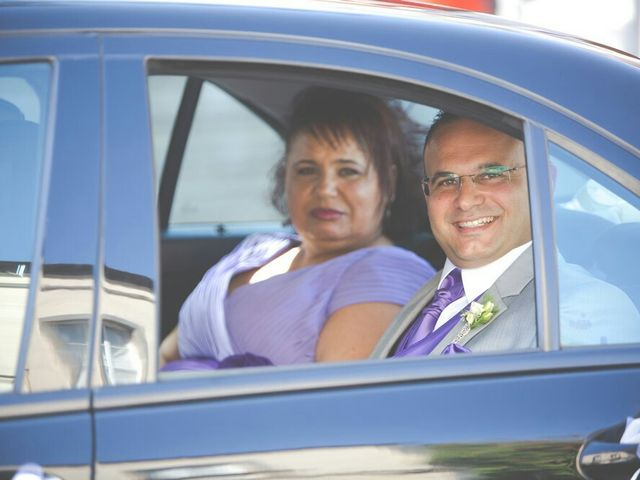 La boda de Ivan y Davinia en Valsequillo (Telde), Las Palmas 25