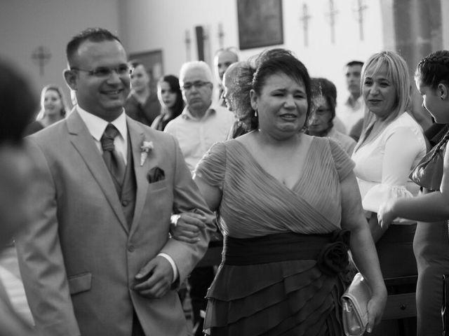 La boda de Ivan y Davinia en Valsequillo (Telde), Las Palmas 26