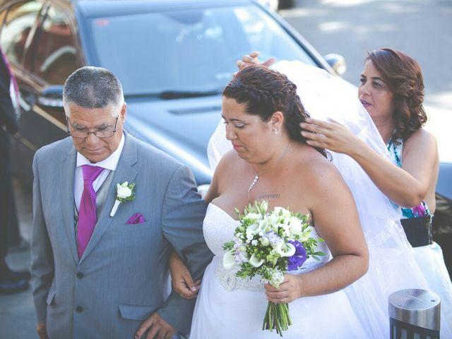 La boda de Ivan y Davinia en Valsequillo (Telde), Las Palmas 28