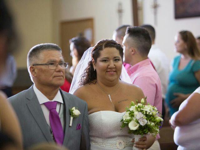La boda de Ivan y Davinia en Valsequillo (Telde), Las Palmas 30