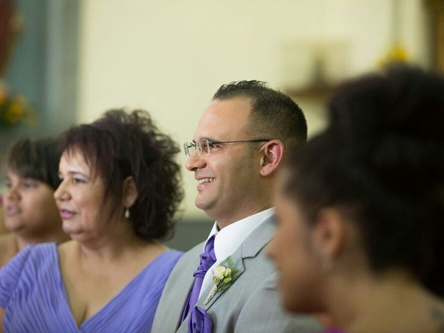 La boda de Ivan y Davinia en Valsequillo (Telde), Las Palmas 31