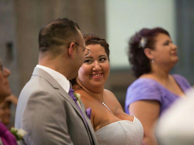 La boda de Ivan y Davinia en Valsequillo (Telde), Las Palmas 33