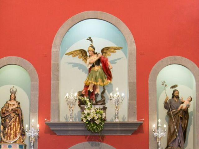 La boda de Ivan y Davinia en Valsequillo (Telde), Las Palmas 35