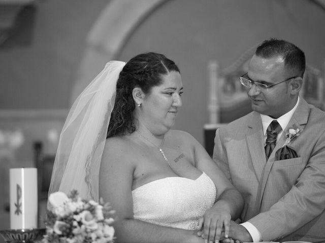 La boda de Ivan y Davinia en Valsequillo (Telde), Las Palmas 36