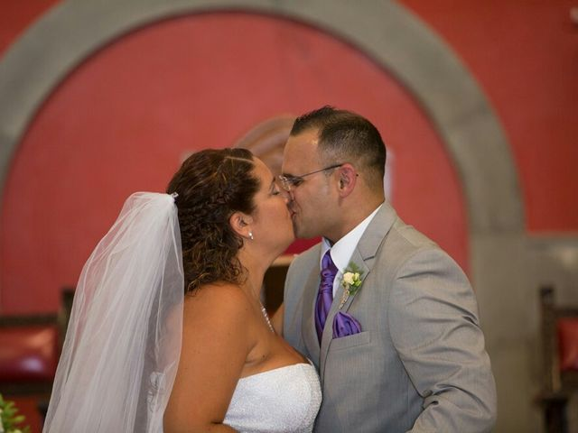 La boda de Ivan y Davinia en Valsequillo (Telde), Las Palmas 37