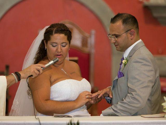 La boda de Ivan y Davinia en Valsequillo (Telde), Las Palmas 40