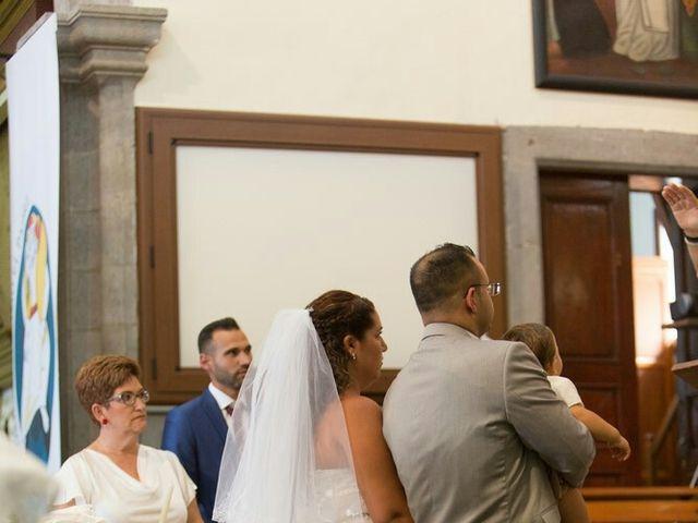La boda de Ivan y Davinia en Valsequillo (Telde), Las Palmas 44
