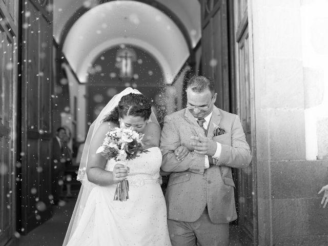 La boda de Ivan y Davinia en Valsequillo (Telde), Las Palmas 48