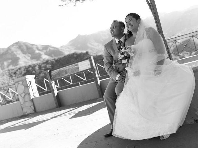 La boda de Ivan y Davinia en Valsequillo (Telde), Las Palmas 52