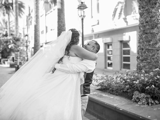 La boda de Ivan y Davinia en Valsequillo (Telde), Las Palmas 56