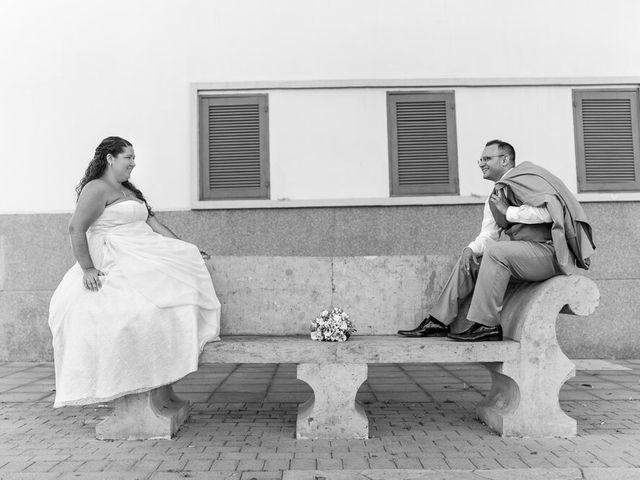 La boda de Ivan y Davinia en Valsequillo (Telde), Las Palmas 57