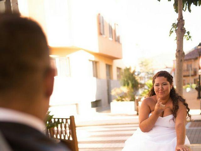 La boda de Ivan y Davinia en Valsequillo (Telde), Las Palmas 59