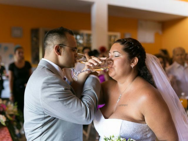 La boda de Ivan y Davinia en Valsequillo (Telde), Las Palmas 62