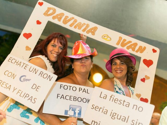 La boda de Ivan y Davinia en Valsequillo (Telde), Las Palmas 71
