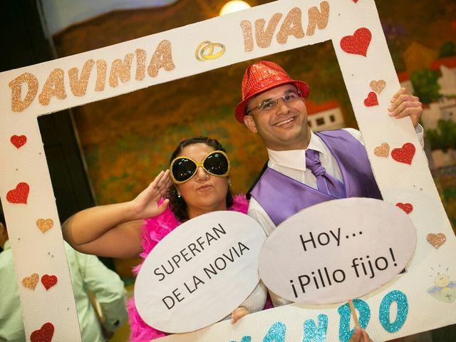 La boda de Ivan y Davinia en Valsequillo (Telde), Las Palmas 73