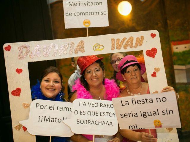 La boda de Ivan y Davinia en Valsequillo (Telde), Las Palmas 74