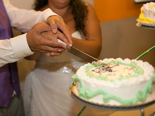La boda de Ivan y Davinia en Valsequillo (Telde), Las Palmas 78