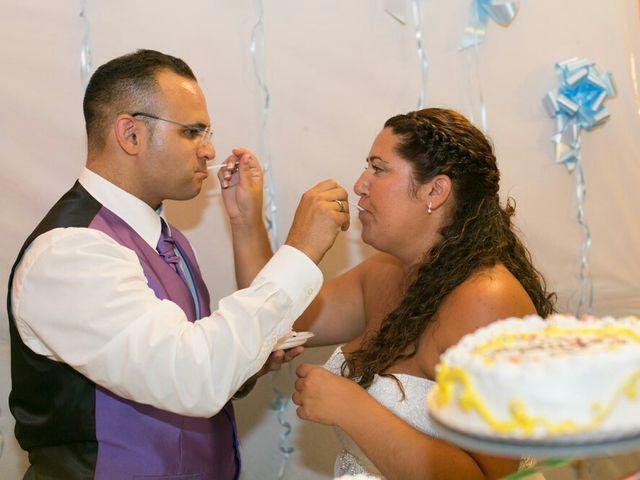 La boda de Ivan y Davinia en Valsequillo (Telde), Las Palmas 79