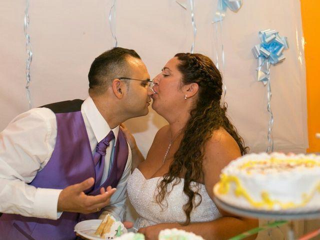 La boda de Ivan y Davinia en Valsequillo (Telde), Las Palmas 80