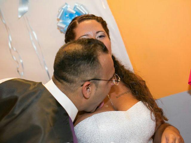 La boda de Ivan y Davinia en Valsequillo (Telde), Las Palmas 81