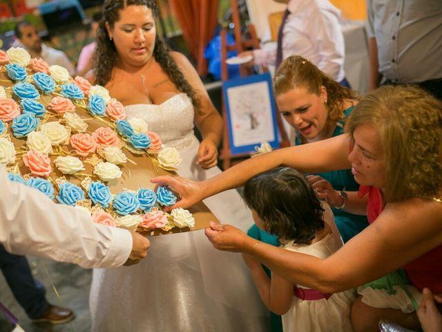 La boda de Ivan y Davinia en Valsequillo (Telde), Las Palmas 82