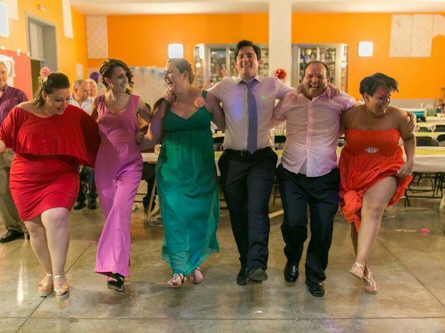 La boda de Ivan y Davinia en Valsequillo (Telde), Las Palmas 83