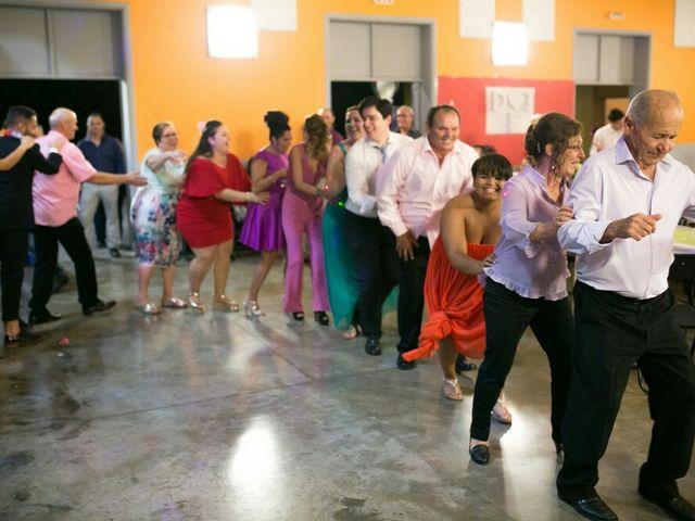 La boda de Ivan y Davinia en Valsequillo (Telde), Las Palmas 85