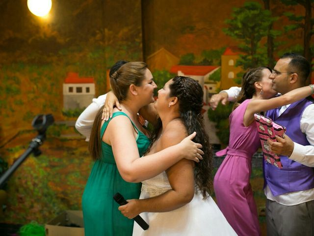 La boda de Ivan y Davinia en Valsequillo (Telde), Las Palmas 86