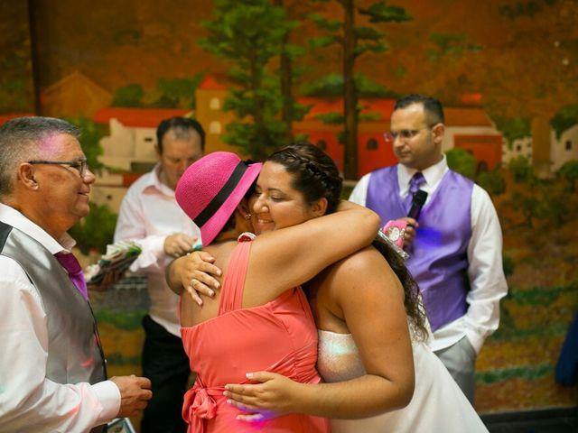 La boda de Ivan y Davinia en Valsequillo (Telde), Las Palmas 91
