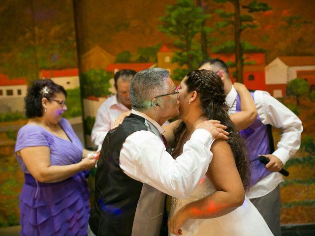 La boda de Ivan y Davinia en Valsequillo (Telde), Las Palmas 92