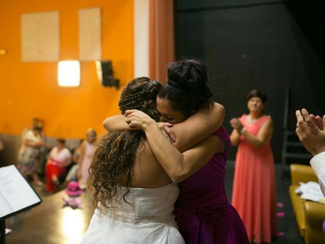La boda de Ivan y Davinia en Valsequillo (Telde), Las Palmas 95