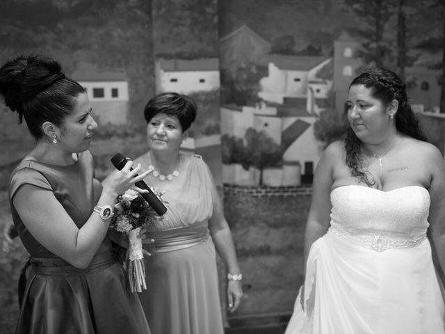 La boda de Ivan y Davinia en Valsequillo (Telde), Las Palmas 97
