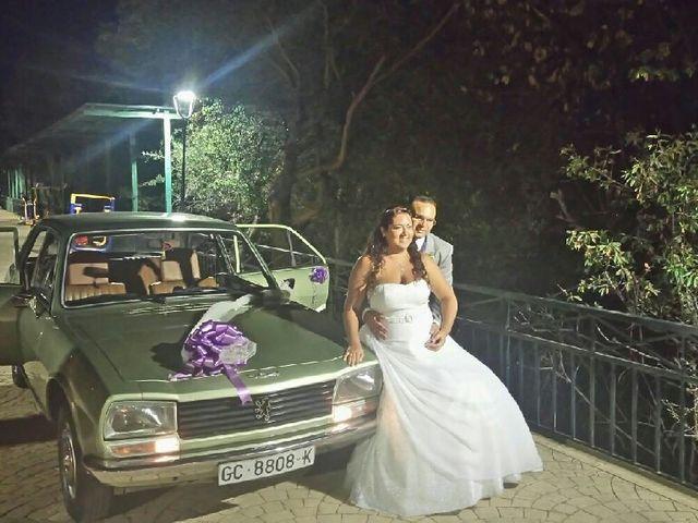 La boda de Ivan y Davinia en Valsequillo (Telde), Las Palmas 98