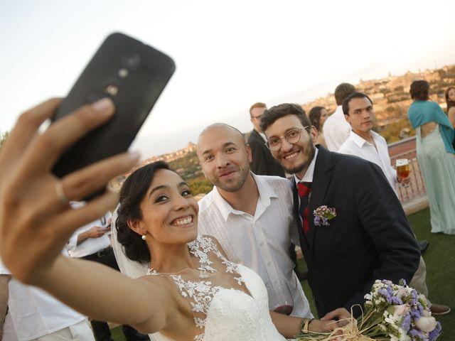 La boda de Daniel Arturo  y Maria Camila en Toledo, Toledo 13