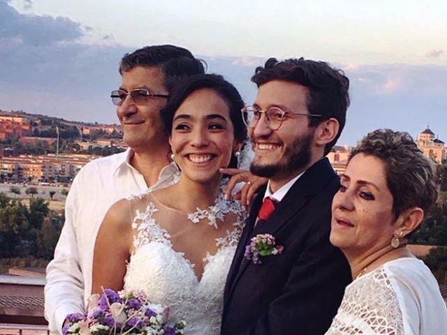 La boda de Daniel Arturo  y Maria Camila en Toledo, Toledo 18